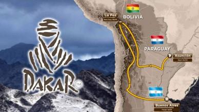 dakar-2017-route